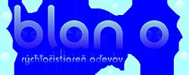 Čistiareň Blanco logo